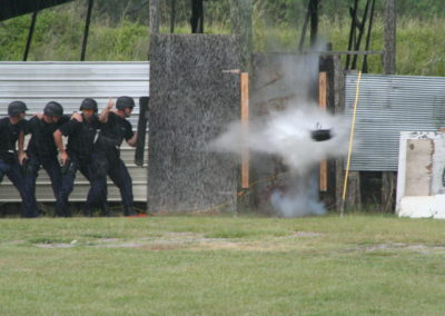 MALLORY SWAT DAY 249